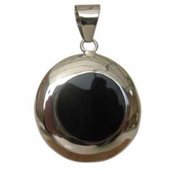 Hänger ,Silber,BlackShell