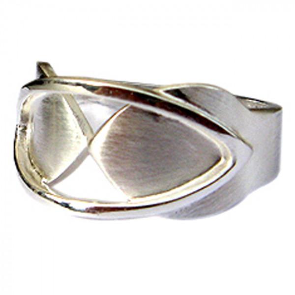 R 662 Ring , Silber