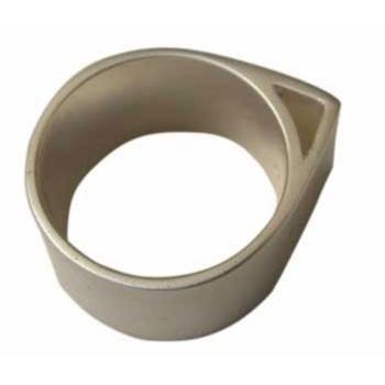 Ring, ca 13mm breit, Silber