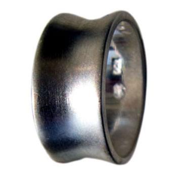 Ring, Silber,ca. 8mm breit