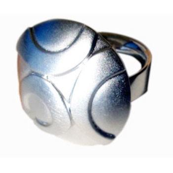 Ring,Silber, größenverstellbar
