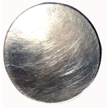 Parabolanhänger, Silber