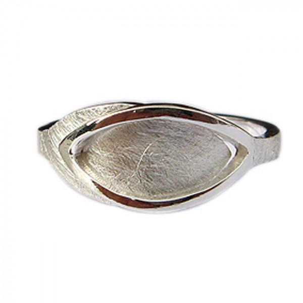 R 661 Ring , Silber