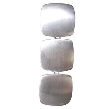 beweglicher Silberanhänger,feinmatt