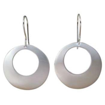 Ohrhänger, Durchmesser ca. 30mm