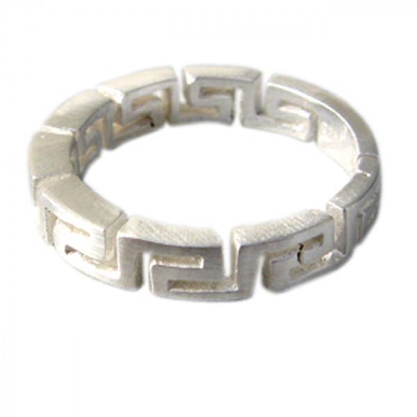R 663 Ring , Silber