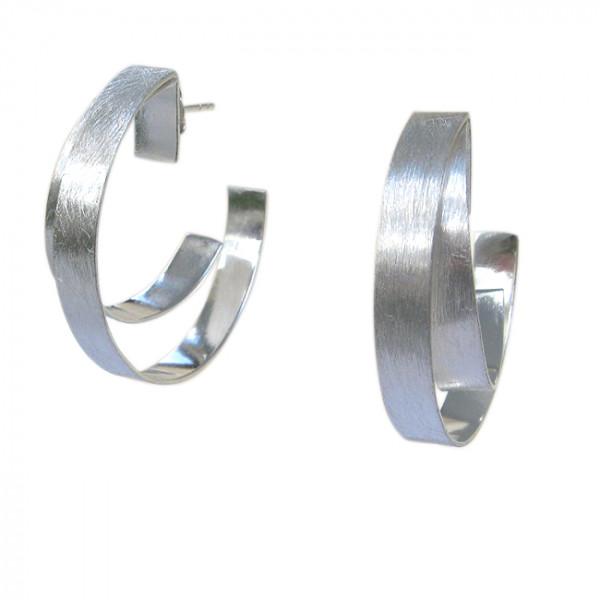 E 904 Doppelcreole , Silber