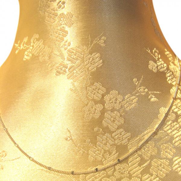 Halskette ,Silber, 50 cm