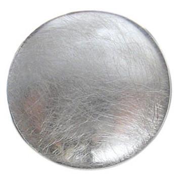 Silberanhänger, parabol