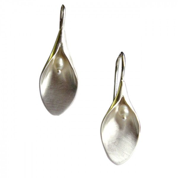 E 969 Ohrhänger,Silber