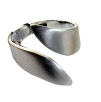 Ring , Silber,offen